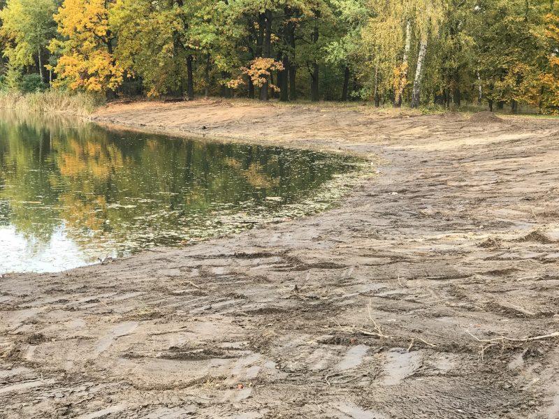 niwelacja terenu Wrocław Milicz