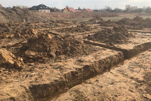 kopanie fundamentów Wrocław Trzebnica